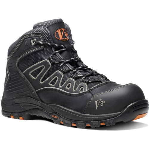 V8438XL AZTEC BLACK/SILVER URBAN HIKER